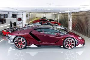 Lamborghini Centenario Coupe on Forgiato Wheels (N-2) 2019 года