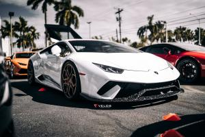2019 Lamborghini Huracan by Platinum Automotive on Velos Wheels (XX)