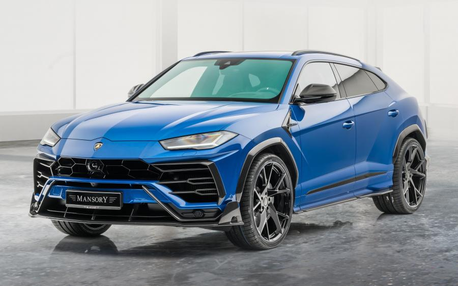 2019 Lamborghini Urus Soft Kit by Mansory