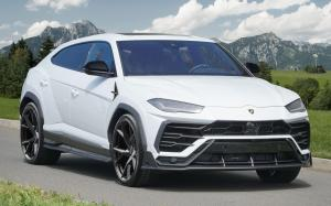 Lamborghini Urus Soft Kit by Mansory 2019 года