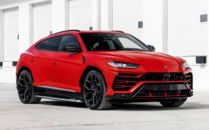 2019 Lamborghini Urus by MC Customs on Vossen Wheels (HC-3)