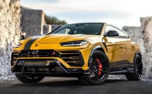 Lamborghini Urus 800 by Manhart Racing 2019 года