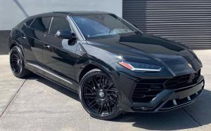 Lamborghini Urus on Forgiato Wheels (TEC 3.6) 2019 года