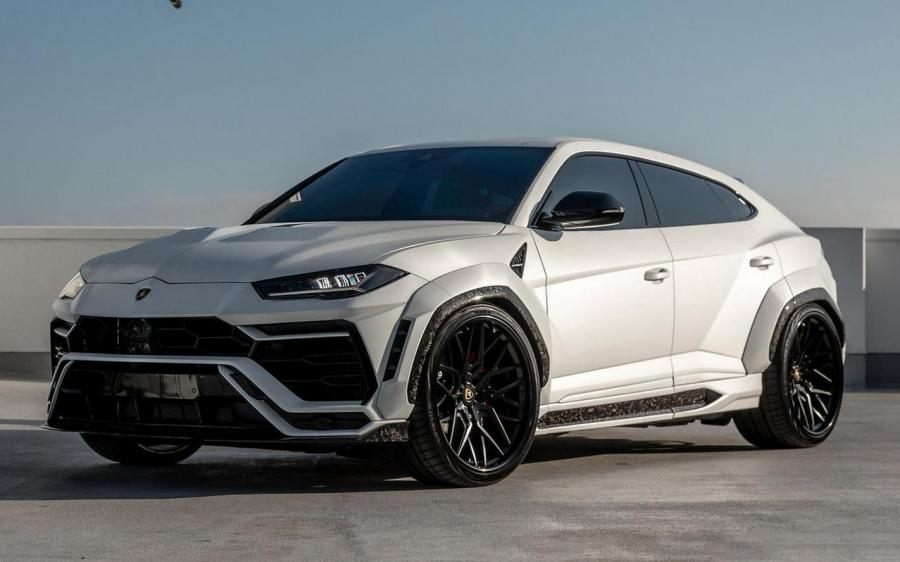 2020 Lamborghini Urus by 1016 Industries & RDB LA