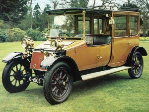 Lanchester 28 HP Limousine