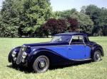 Lancia Astura Sports Coupe by Pourtout 1938 года