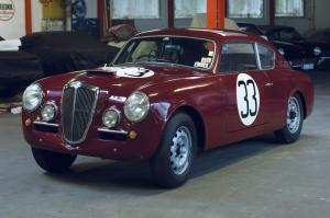 Lancia Aurelia B20 GT Works Racing Car 1952 года