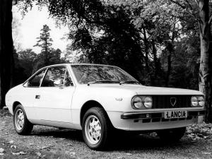 Lancia Beta Coupe 1973 года (UK)