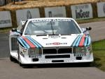 Lancia Montecarlo Turbo Group 5 1978 года