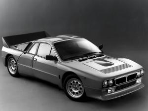 1982 Lancia Rally 037 Stradale Concept