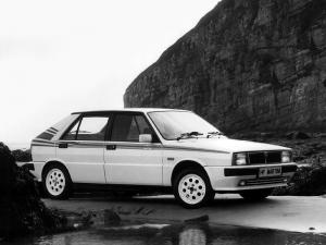 Lancia Delta HF Turbo Martini 1983 года (UK)