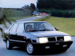 Lancia Thema i.e. Turbo 1984 года