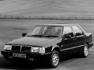 1985 Lancia Thema i.e. Turbo