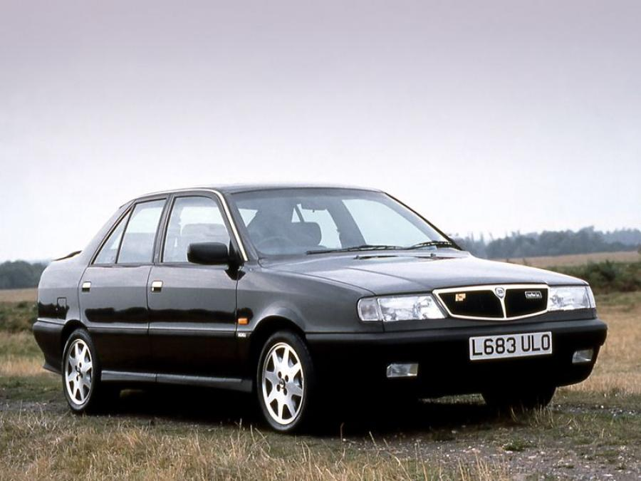 Lancia Dedra HF Turbo (UK) '1992