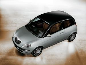 Lancia Ypsilon Unique Edition 2003 года