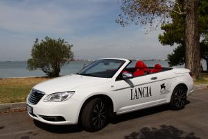 2012 Lancia Flavia Red Carpet