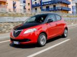 Lancia Ypsilon Black and Red 2012 года