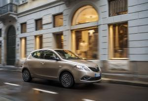 2018 Lancia Ypsilon Gold