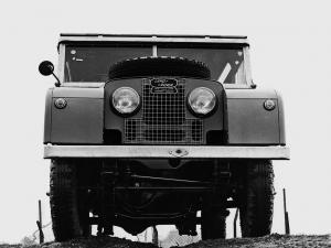 1948 Land Rover Series I 107 Station Wagon