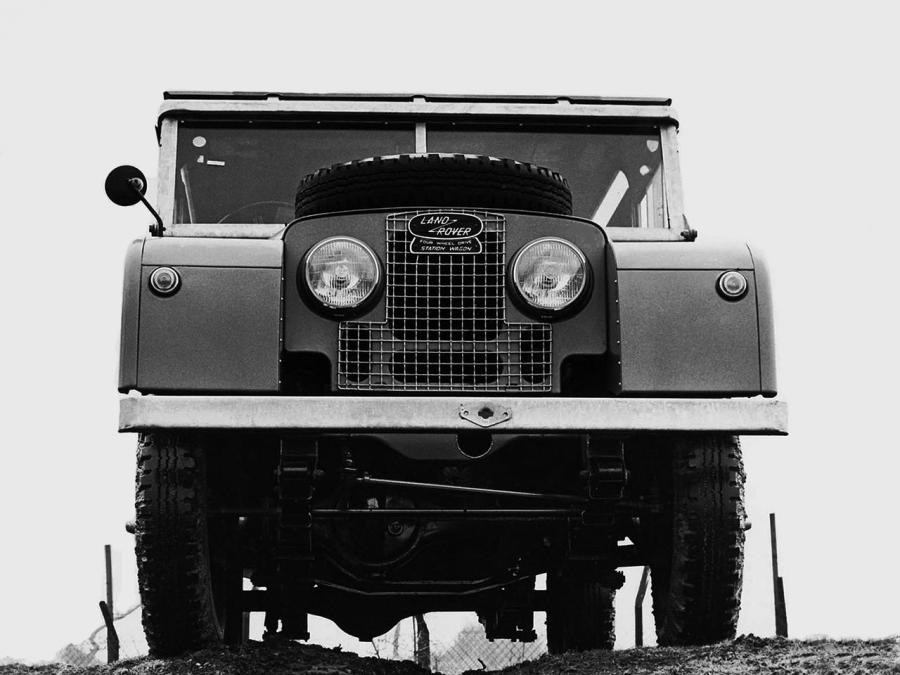Land Rover Series I 107 Station Wagon '1948