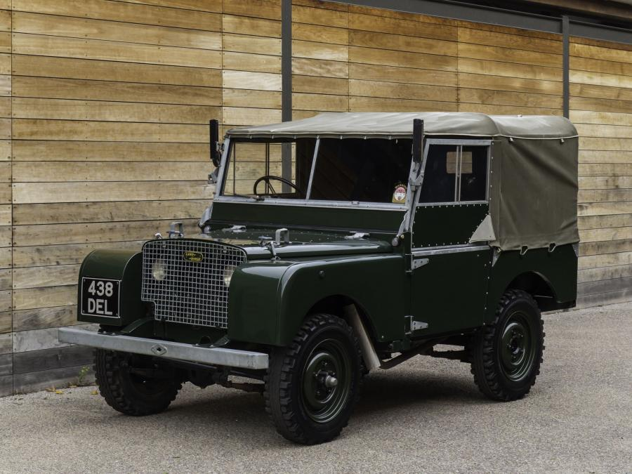 Land Rover Series I 80 Soft Top '1948