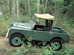Land Rover 81 Prototype 1950 года