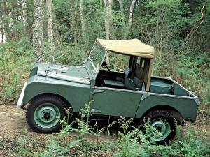 1950 Land Rover 81 Prototype