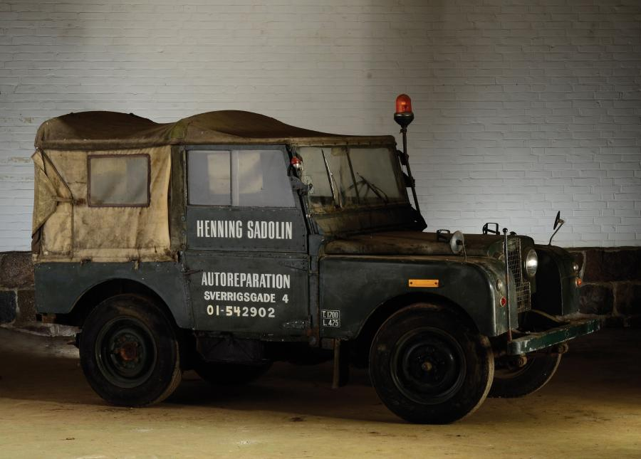 Land Rover Series I '1952