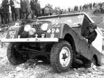 Land Rover Series I 86 Hard Top 1954 года