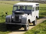 Land Rover Series I 86 Station Wagon 1954 года