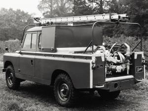 Land Rover Series II 109 Pumper