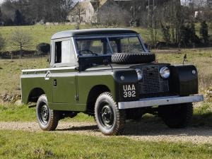 Land Rover Series II 88 Pickup