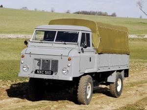 Land Rover Series II Forward Control