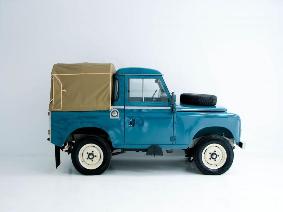 Land Rover Series III 88 Pickup