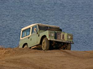 Land Rover Series III 88 1971 года