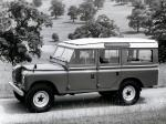 Land Rover Series III LWB 1971 года