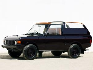 1974 Land Rover Range Rover Royal State Car