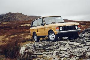 1978 Land Rover Range Rover 3-Door