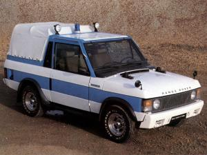Land Rover Aintree Multi-Role Sheer Rover by Wood & Pickett 1983 года