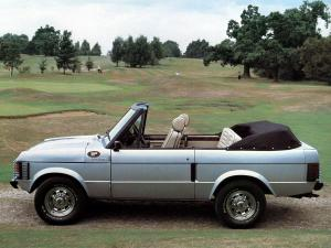 1983 Land Rover Goodwood Convertible Sheer Rover by Wood & Pickett