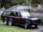 Land Rover Wood & Pickett Cheltenham 6 Sheer Rover 1983 года