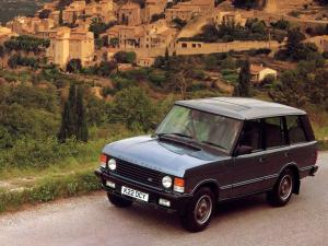 1986 Land Rover Range Rover 5-Door