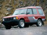 Land Rover Discovery 3-Door 1989 года