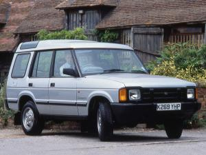 1989 Land Rover Discovery 5-Door