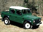 Land Rover Defender 110 Double Cab Pickup 1990 года