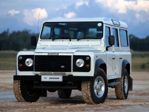 1990 Land Rover Defender 110 Station Wagon