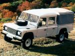 Land Rover Defender 130 Double Cab High Capacity Pickup 1990 года