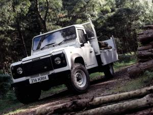 1990 Land Rover Defender 130 Tipper