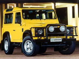 1990 Land Rover Defender 90 Station Wagon