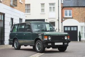Land Rover Range Rover Vogue LSE 1992 года